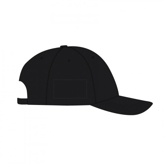 Printed Heavy Brushed Cotton Cap