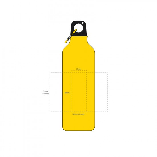 500ml Printed Everest Bottle