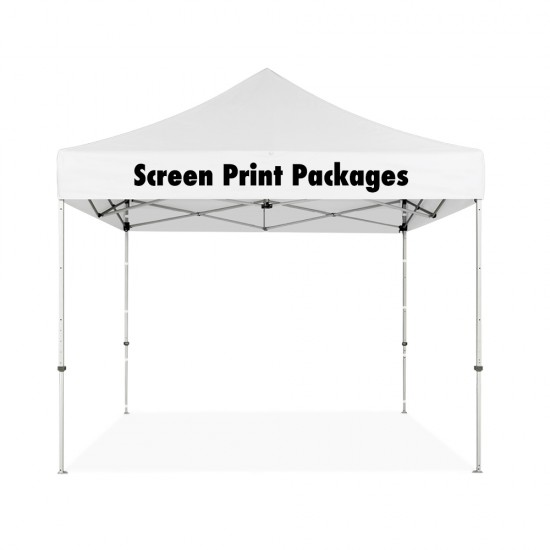 Screen Print Packages