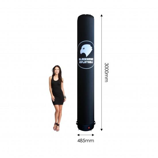 Inflatable Pillar