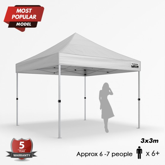Pre-order 3x3m Max Alloy - Basic Package (Arrive Mid of August)