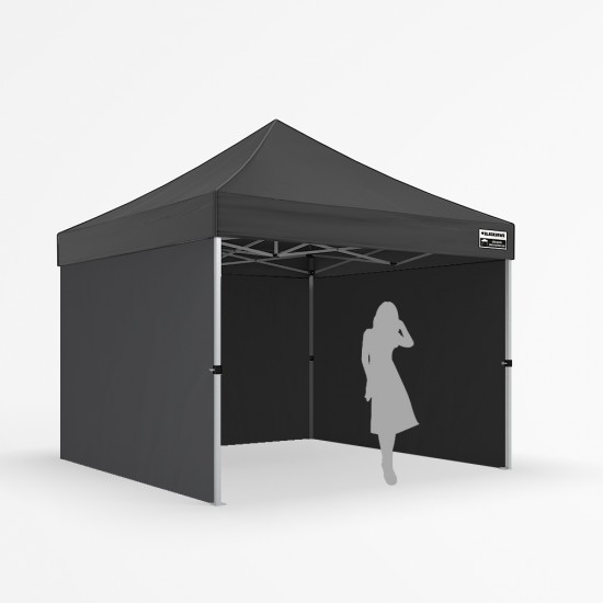 4x4m Pro Plus Alloy - Three Wall Package