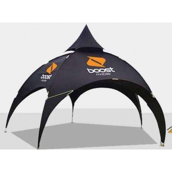 Corporate Display Tent