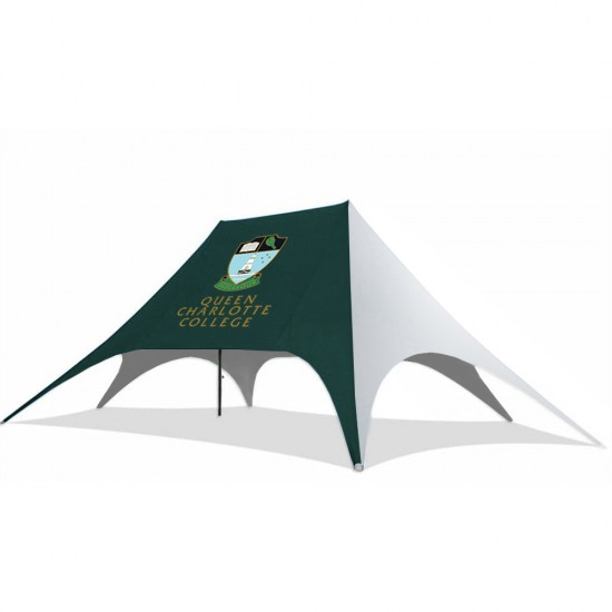 Star Tent: Double Pole