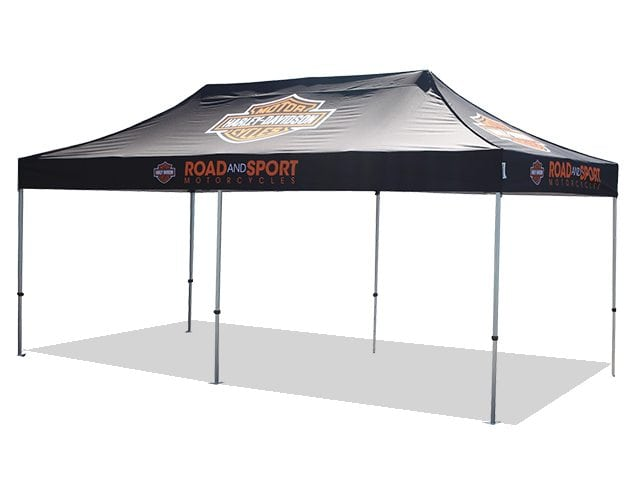 Blackhawks Landing Page Gazebo With Our Lovely Customers